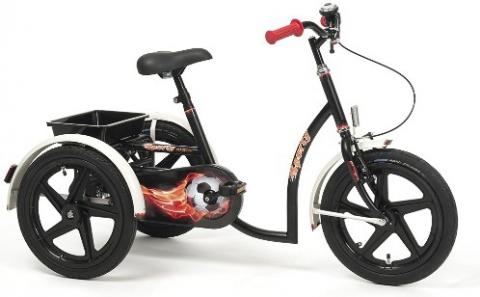 Реабилитационный ортопедический велосипед для детей с ДЦП Vermeiren Sporty