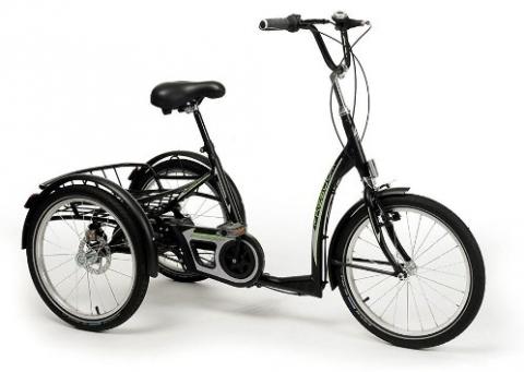 Реабилитационный ортопедический велосипед для инвалидов и подростков с ДЦП Vermeiren Freedom