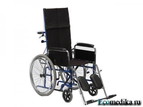 Кресло-коляска инвалидное АРМЕД H 008