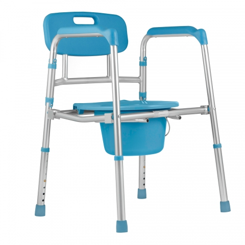 Кресло-cтул с санитарным оснащением Ortonica TU5 46см. (18