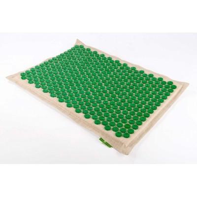 Аппликатор Кузнецова большой на мягкой подложке, зеленый КОМФОРТ (40х60см)