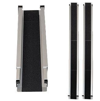 10298 Пандусы для кресел-колясок, телескопические, трёхсекционные. Длина 150 см.