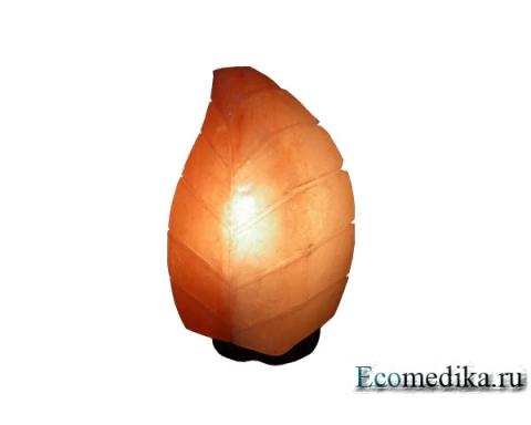 Солевая лампа ЭКО ПЛЮС Лист