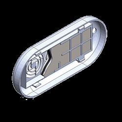 Набор фильтров ФУС для Дезар (сменные, угольные)