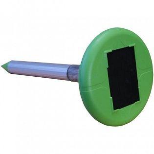 Универсальный ультразвуковой отпугиватель мышей, кротов на солн. батарее. Скат-49