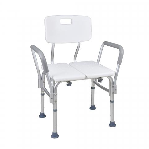 Стул для ванной с высокой грузоподъемности CA3602L