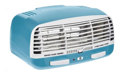 Ионизатор-воздухоочиститель Супер-Плюс-Турбо (синий)