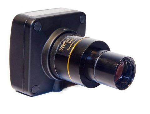 Видеоокуляр ToupCam 8,0 MP (8Мп, ПО)