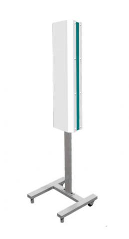 Мобильный Рециркулятор воздуха ультрафиолетовый бактерицидный РШ-2