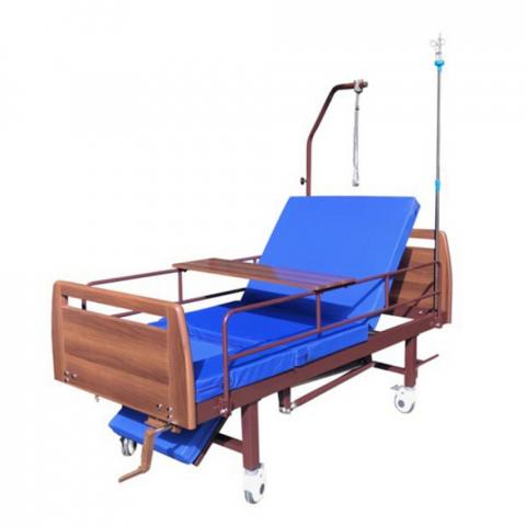 Кровать медицинская функциональная DHC FE-2