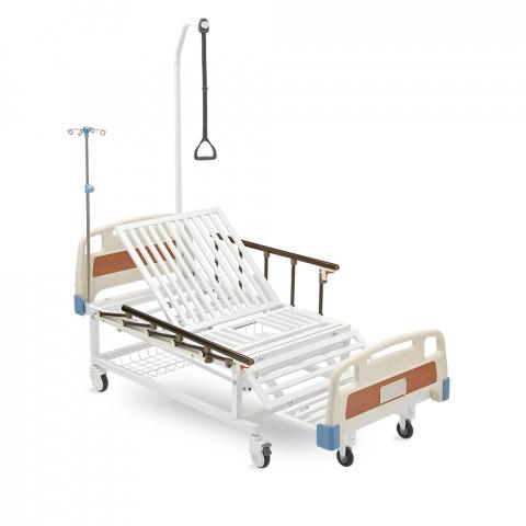 Кровать функциональная Армед SAE-104-G с санитарным оснащением