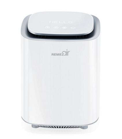 Очиститель + обеззараживатель + озонатор воздуха Remezair RMA-107-01 Белый