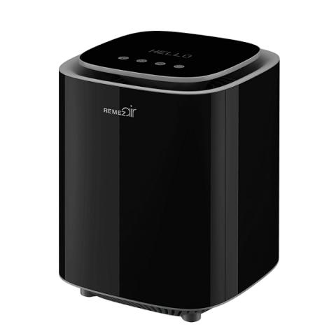 Очиститель + обеззараживатель + озонатор воздуха Remezair RMA-107-02 Черный