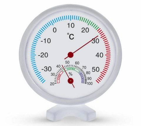 Термогигрометр универсальный ТГК-2
