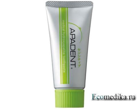 Зубная паста Apadent Sensitive  60гр