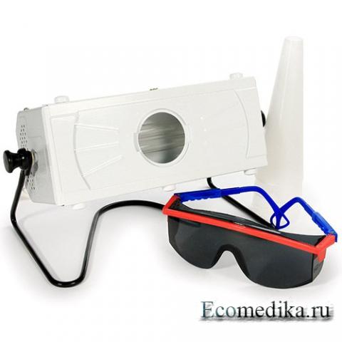 Облучатель ультрафиолетовый кварцевый ОУФК-09 (З-д им. Попова)