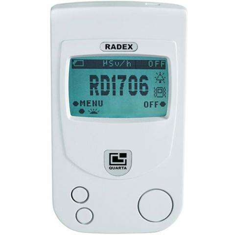 Дозиметр РАДЭКС РД1706 (Radex)