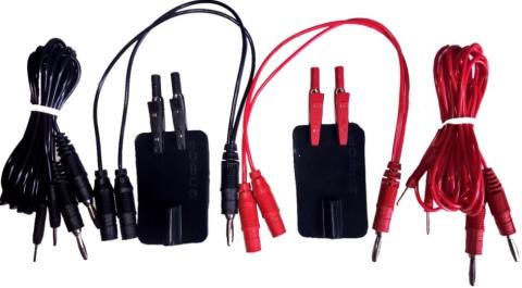 Комплект токоподводов для Элфор-Проф/Элфор-К (электроды)