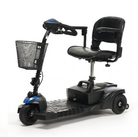 Электрический инвалидный электро-скутер Vermeiren Venus 3