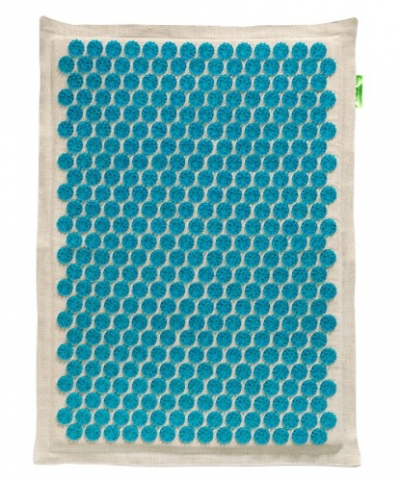 Аппликатор Кузнецова. Большой коврик интенсивного воздействия (41х60см)(синий)