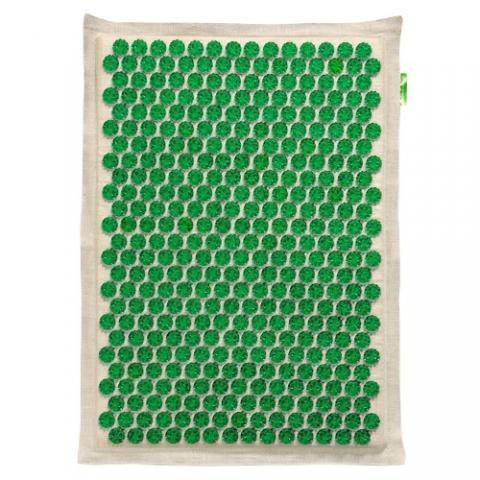 Аппликатор Кузнецова. Большой коврик мягкого воздействия (41х60см)( Зеленый)