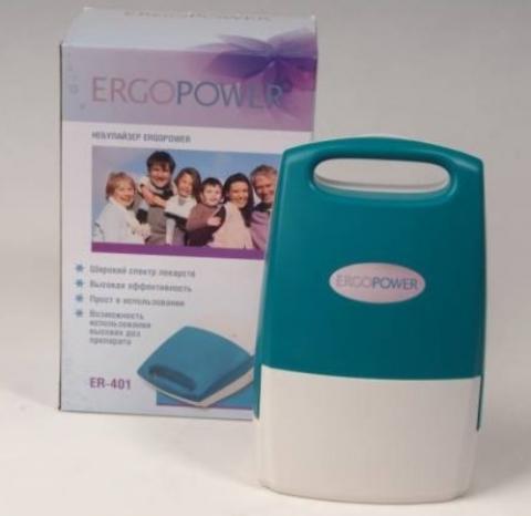 Компрессорный ингалятор Ergopower ER-401