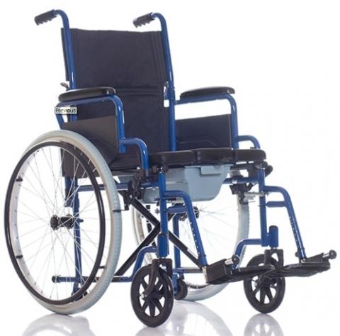 Активное кресло с санитарным оснащением Ortonica TU 55