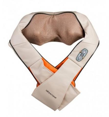 Массажер роликовый для тела, плеч и шеи IRelax Gezatone AMG395