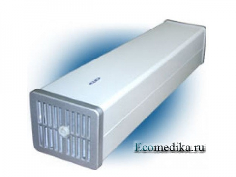 Облучатель-рециркулятор ОБРН 2х30 АЗОВ (без ламп)