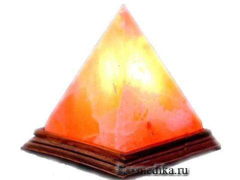 Солевая лампа ЭКО ПЛЮС Пирамида