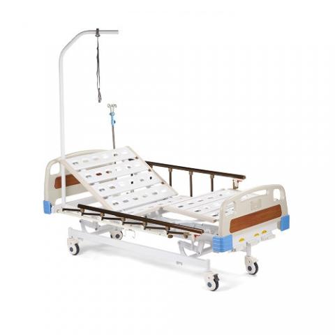 Кровать функциональная механическая RS106B Armed с принадлежностями