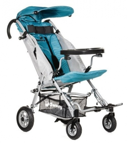 Кресло-коляска SWEETY для детей с ДЦП