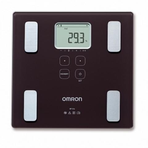 Анализатор жировой массы Omron BF 214 (HBF-214-EBW)